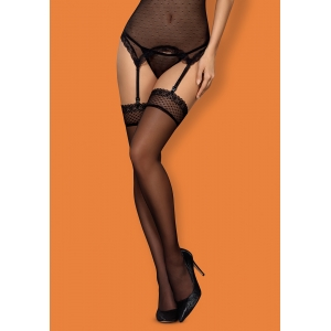 Obsessive 817-STO-1 stockings