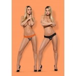 Obsessive LACEA DUO PACK with animal print